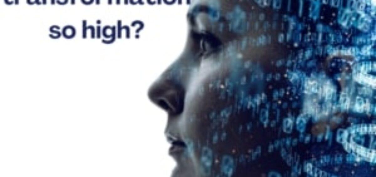 Digital Transformation fail rate